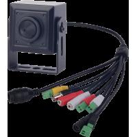 2MPx Starvis skrytá H265 SUNELL SN-MNC57/20AG - WDR dirková kamera, Onvif, Audio I/O, Alarm I/O, SD, IVA