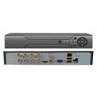 8CH 4K DVR/XVR MHD-T0801GLA. 8MPx H.265+, IVA, HDMI, P2P, AUDIO, ONVIF, CZ menu NOVINKA