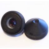 3,7mm dirková čočka - objektiv pro IP kamery, skrytá montáž
