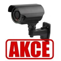 4MPx varifokální POE  IP kamera MHK N701LP, IR 40m, 2,8-12mm, H265