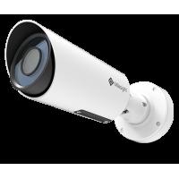 Venkovní profi IP kamera Milesight C3566-FPNA 3MPx ZOOM 3-10,5mm, IR25, konektory uvnitř