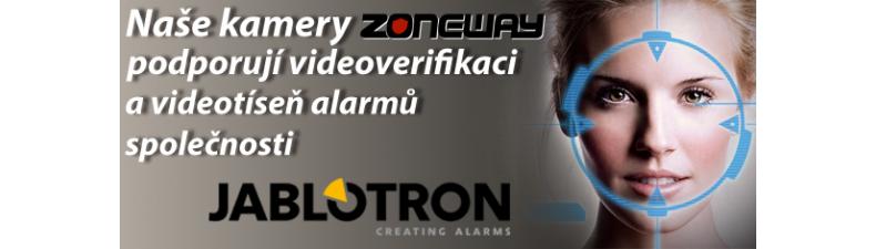 Jablotron a Zoneway